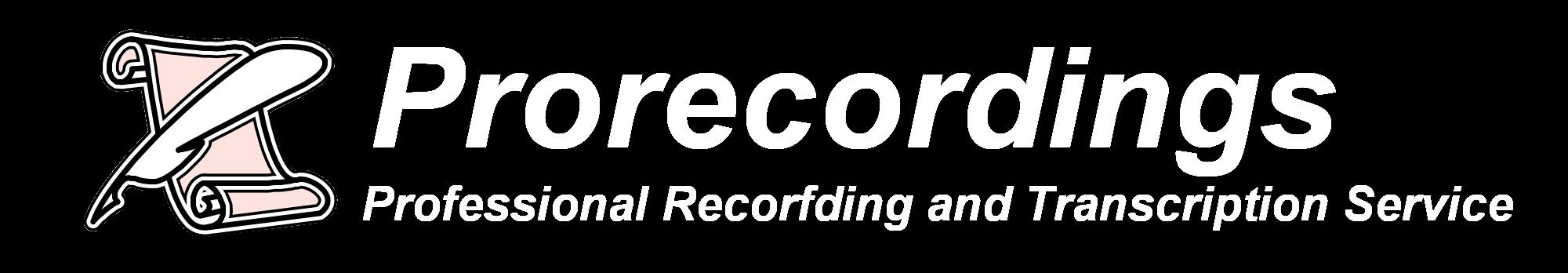 Prorecordings